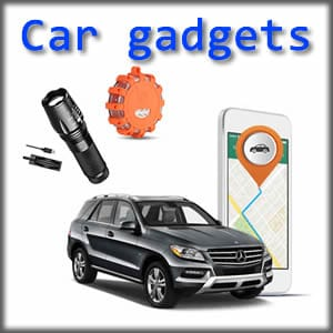 Gadgets for car the best technological devices for vehicles