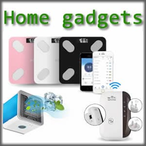 Gadgets for home the best technological devices for the house