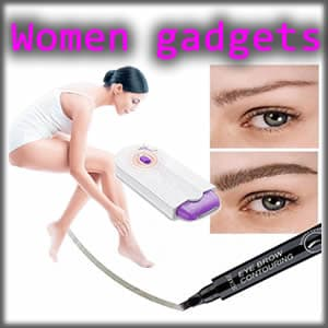 Gadgets pour femmes les meilleurs appareils technologiques féminins