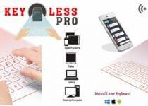 Keyless Pro virtual laser keyboard reviews and opinions