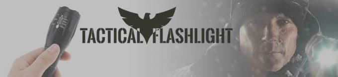 lampe torche haute puissance Tactical Flashlight avis et opinions