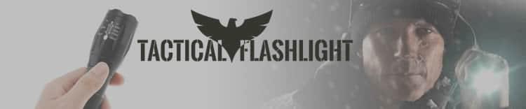 Linterna de alta potencia Tactical Flashlight reseñas y opiniones