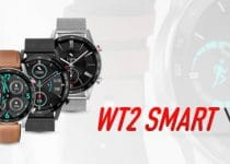 Wt2 smartwatch review and opinions