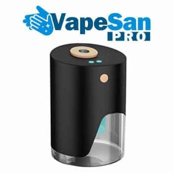 acheter Vapesan Pro désinfectant gel vaporisateur avis et opinions