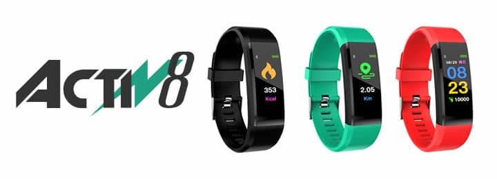 Activ8 smartband cheap reviews and opinions