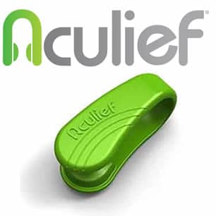 buy Aculief acupressure clips for headaches reviews and opinions