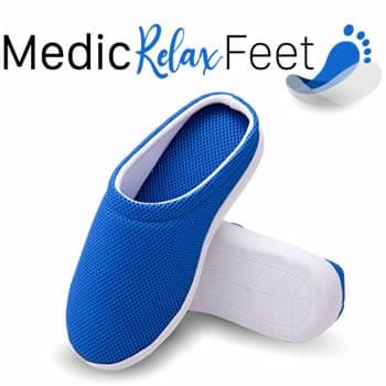 buy Medic Relax Feet anti-fatigue shoes for foot pain reviews and opinions