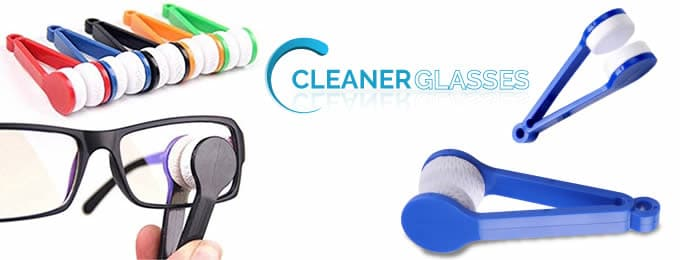 Glasses Cleaner without grating reviews and opinions