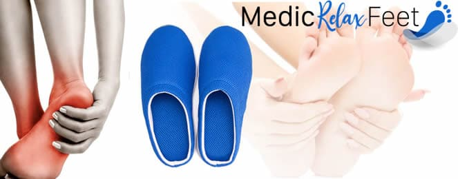 Medic Relax Feet chaussures anti-fatigue pour douleur pieds avis et opinions