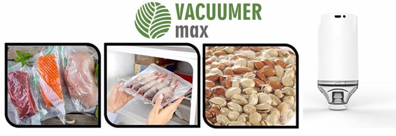 Vacuumer Max vacuum cleaner for food preservation in vacuum review and opinions