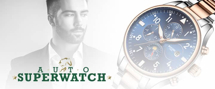 automatic watch Superwatch reviews and opinions