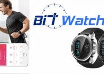 Bit Watch smartwatch and analog watch reviews and opinions