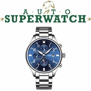 buy automatic watch Superwatch reviews and opinions