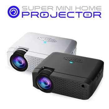 buy Super Mini Home Projector review and opinions