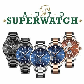collection of automatic watch Superwatch