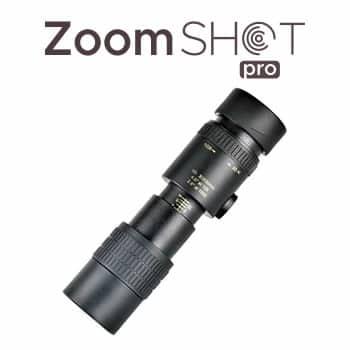 comprar Zoomshot Pro zoom para smartphones reseñas y opiniones