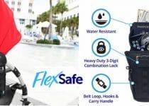 Flexsafe sac à dos anti-vol coffre fort avis et opinions