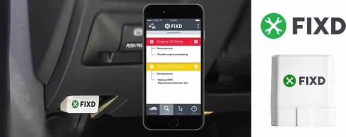 FIXD herramienta de diagnóstico del motor reseñas y opiniones