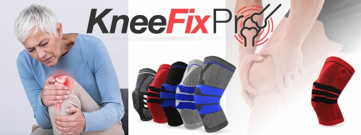 Kneefix Pro élastique genou type Circa Knee pour ménisque ligaments et rotule avis et opinions