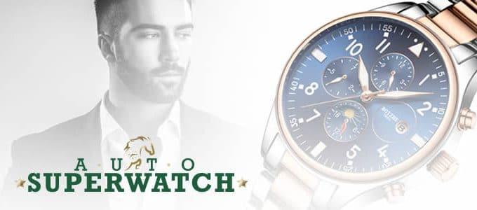 reloj automático Superwatch reseñas y opiniones