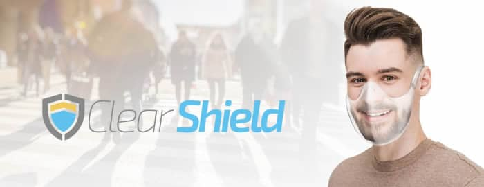 Smart Shield Reusable and transparent coronavirus mask Clear Shield reviews and opinions