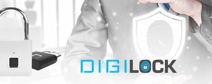 verrou empreintes digitales Digilock avis et opinions