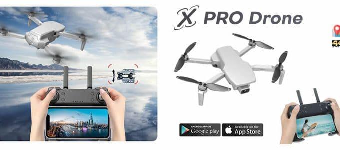 XPro drone avis et opinions