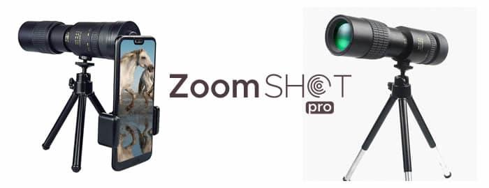 Zoomshot Pro zoom pour smartphones avis et opinions