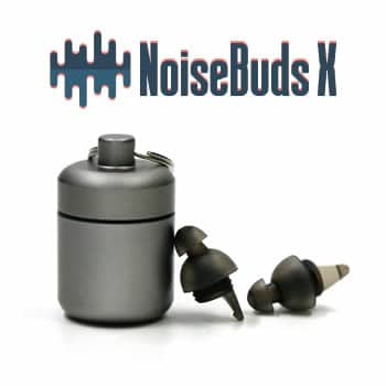 buy NoisebudsX soundproof earplugs reviews and opinions