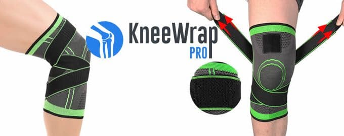 Kneewrap Pro best knee brace for meniscus and ligaments reviews and opinions