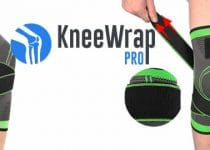 Kneewrap Pro mejor rodillera para menisco y ligamentos reseñas y opiniones
