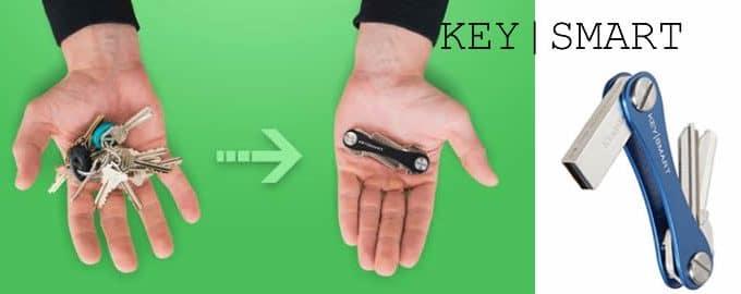organizador de llaves Keysmart reseñas y opiniones