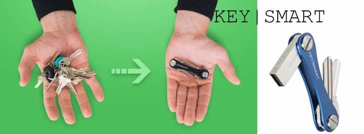 Recensioni e opinioni sull'organizzatore di chiavi Keysmart
