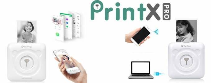 Printx Pro impresora portátil bluetooth reseñas y opiniones