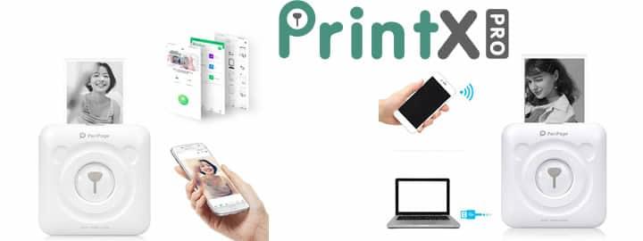 Printx Pro portable printer bluetooth reviews and opinions