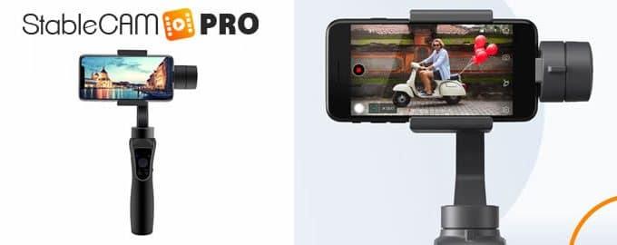 Stablecam Pro soporte para fotos y video reseñas y opiniones