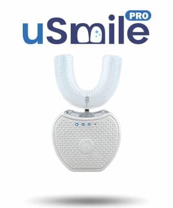 Acquista Cleant uSmile Pro spazzolino automatico sbiancante