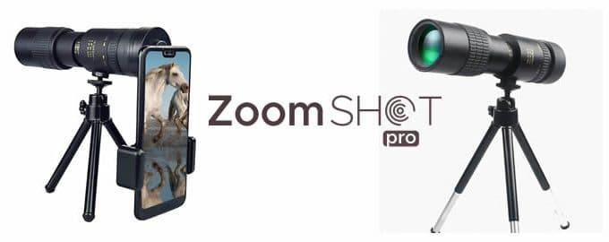 Zoomshot Pro Zoom fur smartphones erfahrungen und meinungen