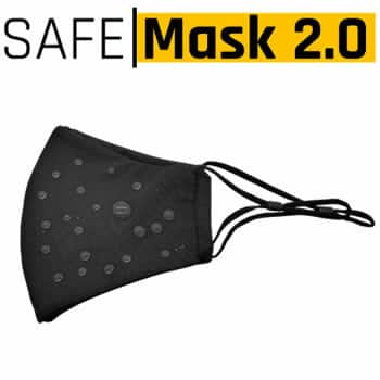 buy Safe Mask 2.0 approved waterproof mask reviews and opinions