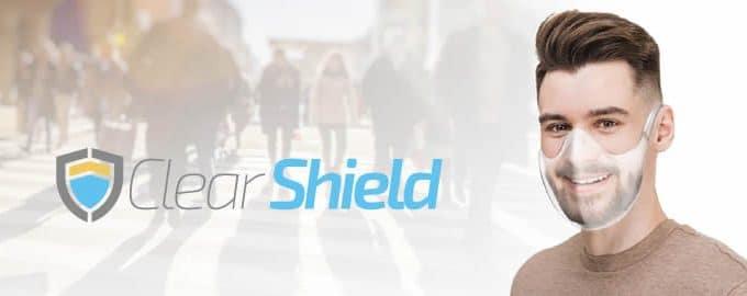 Clear Shield maschera riutilizzabile coronavirus recensioni e opinioni