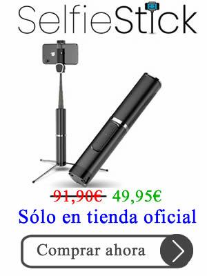 comprar Selfie Stick online en oferta de la página oficial