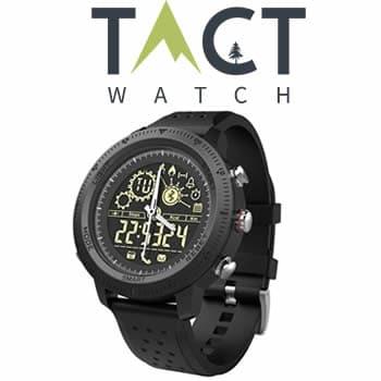 comprar smartwatch tactical Tact Watch avaliações e opiniões