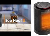 Ecoheat S ceramic heater review and opinions
