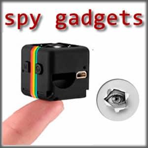 gadgets espiões os melhores dispositivos tecnologicos para espionagem