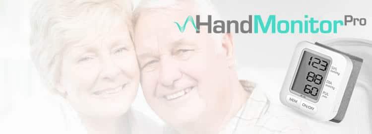 Hand Monitor Pro pulseira eletrónica avaliaçoes e opinioes