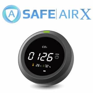 kaufen Safe Air X Ozon und CO2 Meter erfahrungen und meinungen