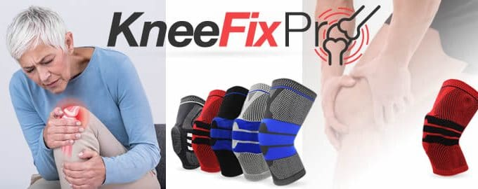 Kneefix Pro elastico ginocchiera per menisco e rotula recensioni e opinioni