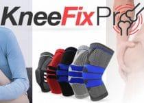 Kneefix Pro joelheira elástica cinta para menisco e patela avaliações e opiniões
