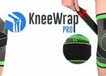 Kneewrap Pro melhor joelheira para menisco e ligamentos avaliações e opiniões