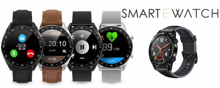 Smart eWatch e20 Smartwatch avaliações e opiniões